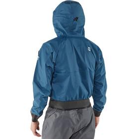 NRS M's Riptide Jacket Moroccan Blue